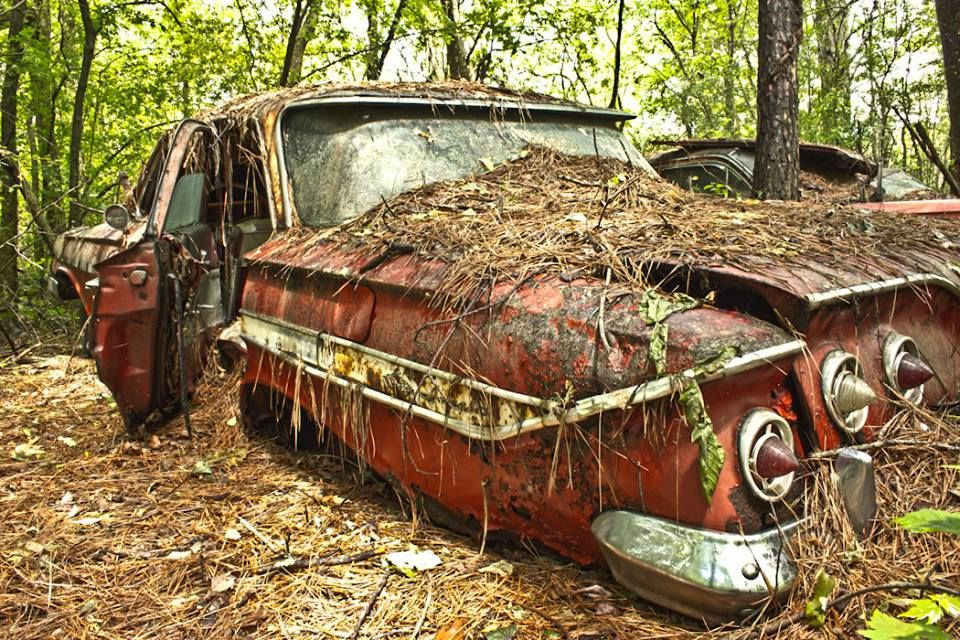 Pin on Abandoned CARs