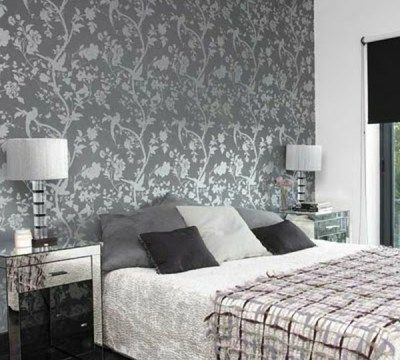 Schlafzimmer Tapete Ideen #LavaHot http://ift.tt/2kuGzR6 | Haus ...