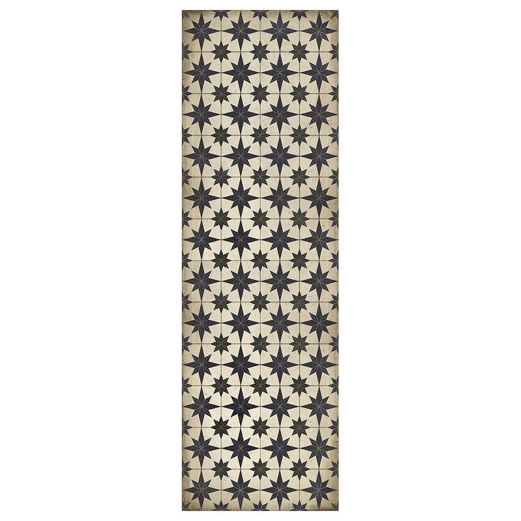 Vinyl Kitchen Floor Mats The Pattern 20 Astrea Vintage Vinyl Floor Cloth Offers An