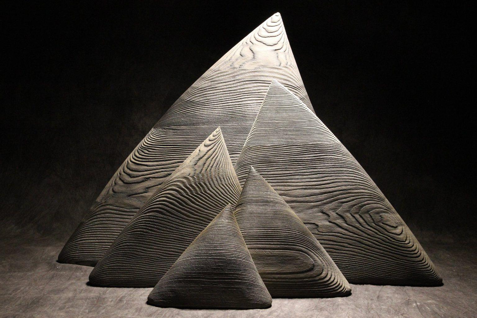 thierry martenon paysage sculpture bois sculpture contemporaine et sculpture. Black Bedroom Furniture Sets. Home Design Ideas