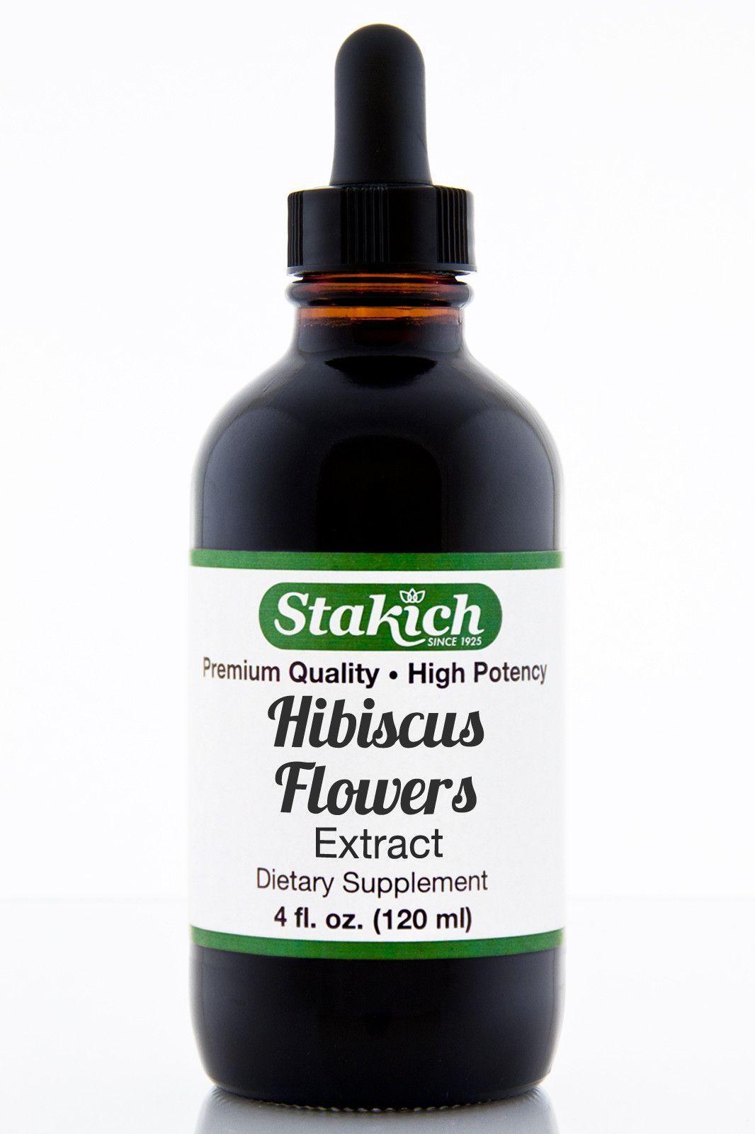 Hibiscus Flowers Extract Herbal tinctures