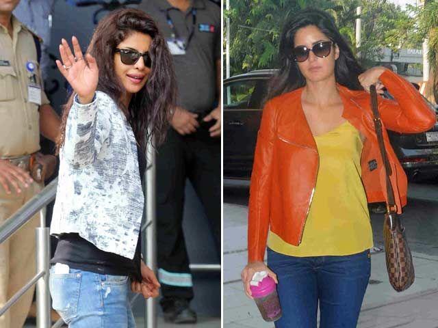 Katrina, Priyanka, Aamir Leave For Arpita's Wedding http://movies.ndtv.com/photos/katrina-priyanka-aamir-leave-for-arpitas-wedding-18847