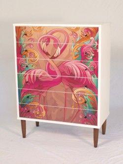 Flamingos! :)