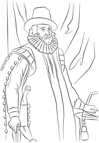 Sir Francis Bacon Coloring Page Free Printable Coloring Pages Coloring Pages Free Printable Coloring Pages Printable Coloring Pages