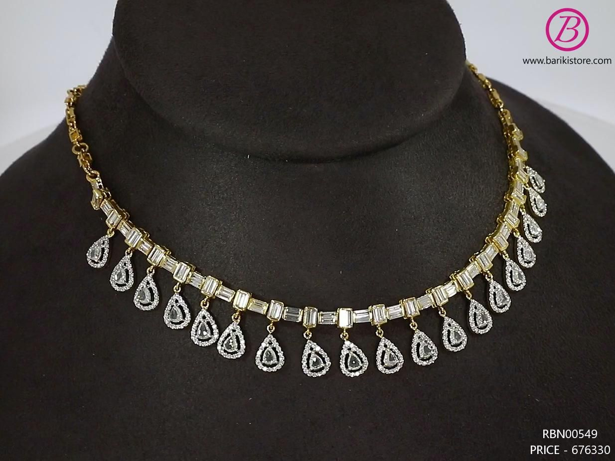 Photo of BUGGET & ROSECUT NECKLACE