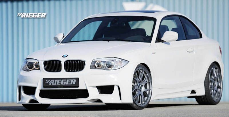 Body Kit Styling For Bmw 1 Series E82 1 Series E88
