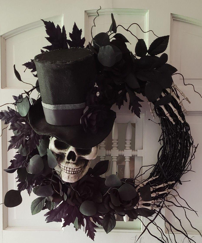 Skeleton Skull Skull Dead Pirate Halloween Event Deco Iron kurnolds 0296