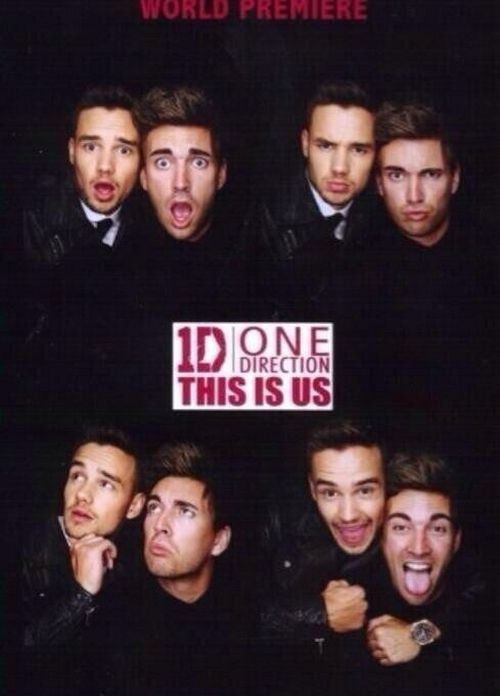 Liam and Andy! I didn't even recognize him!