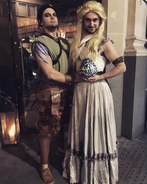 George Blagden (Game of Thrones Cosplay) | vikings in 2019