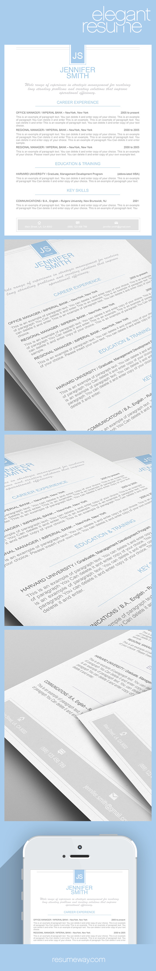 resume template 110400