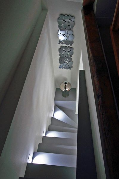 am nager un escalier droit en colima on avec angle gain de place staircases. Black Bedroom Furniture Sets. Home Design Ideas