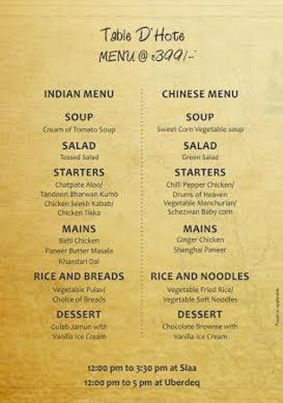 Pin by 안지연 on Restaurant Menu Formats 3 | Pinterest | D and Tables