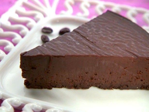 Chocolate-Chile Cake