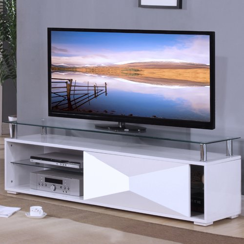 Wade Logan Tv Stand For Tvs Up To 49 Homestead Living Plasma
