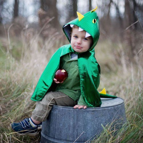 Creative Education\u0027s Dragon Toddler Cape Halloween Costumes For - unique toddler halloween costume ideas