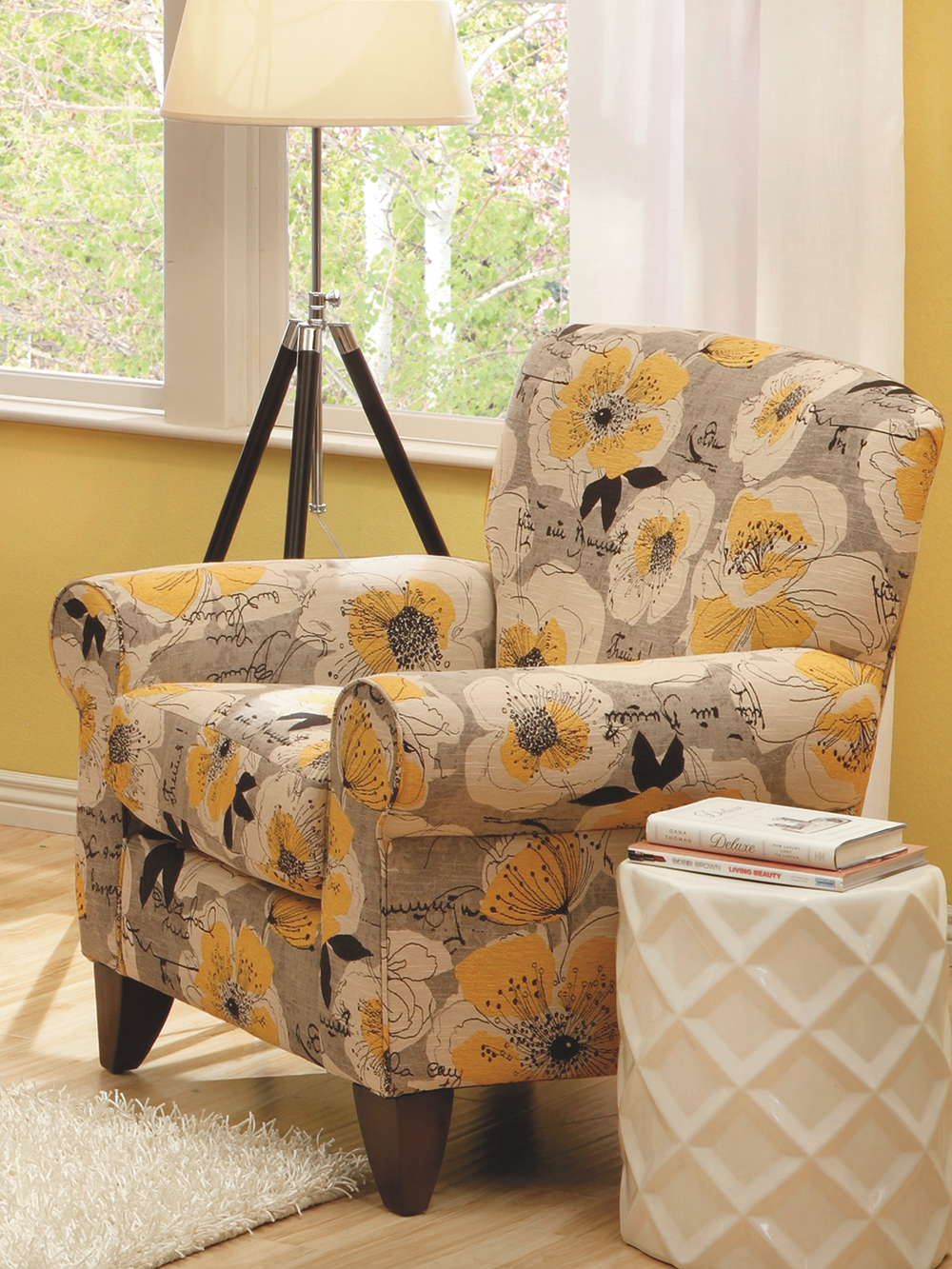 99+ Floral Accent Chairs Living Room   Best Paint To Paint Furniture Check  More At