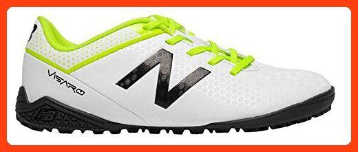 new concept 6a8e1 dc638 New Balance Jsvrct Visaro Control Tf Jnr - wt white, Größe 06(
