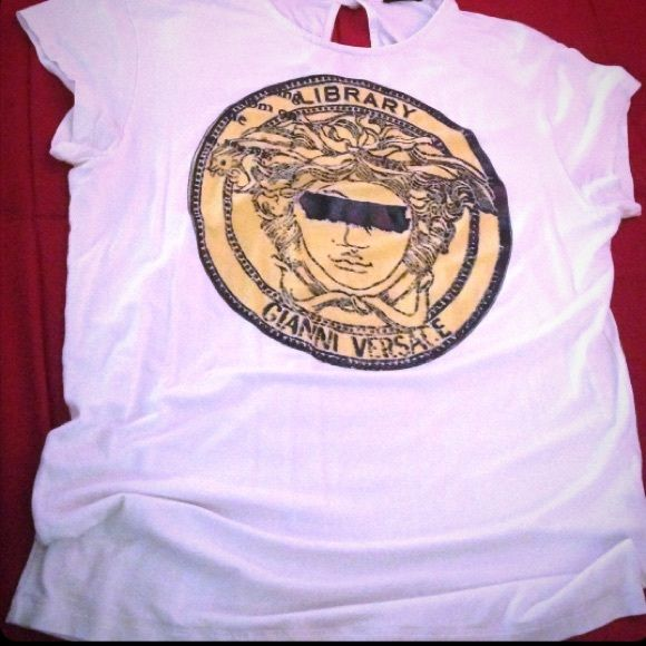 authentic versace shirt