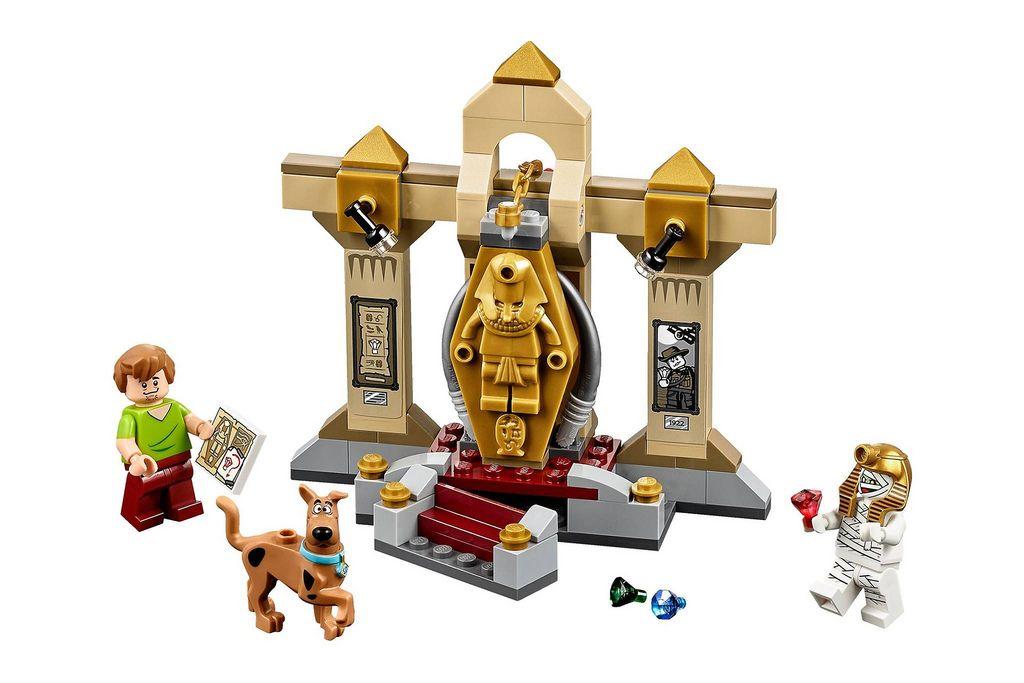 LEGO Scooby-Doo Mummy Museum Mystery