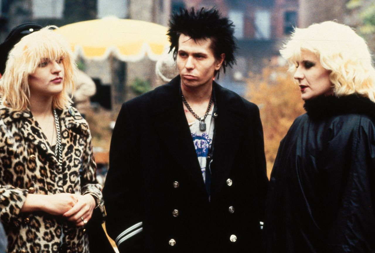 Courtney Love Sid and Nancy