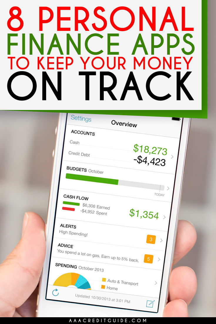 Need help managing your finances? Check out the top apps