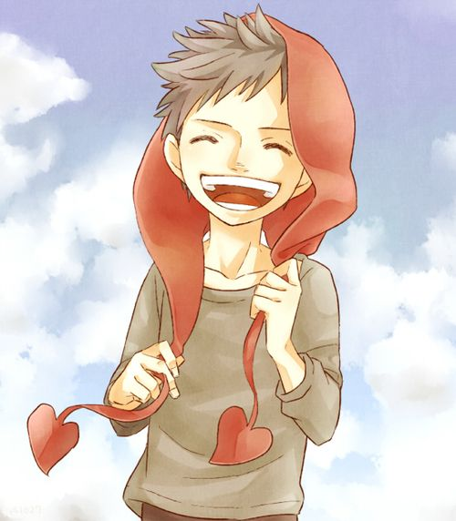 Remember his smile