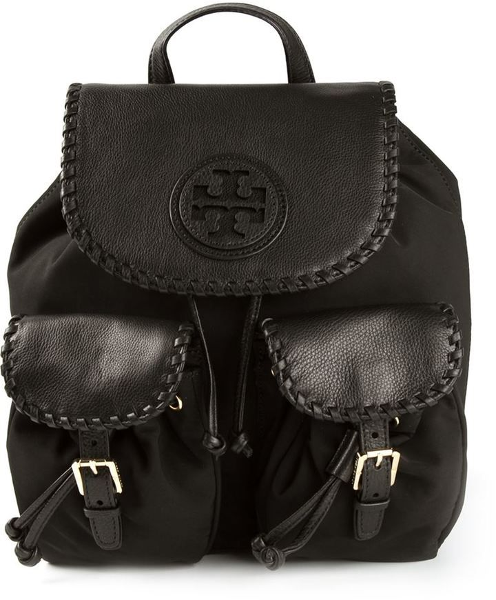d9b7291d82 Tory Burch 'Marion' backpack on shopstyle.com | Clothing | Bags ...