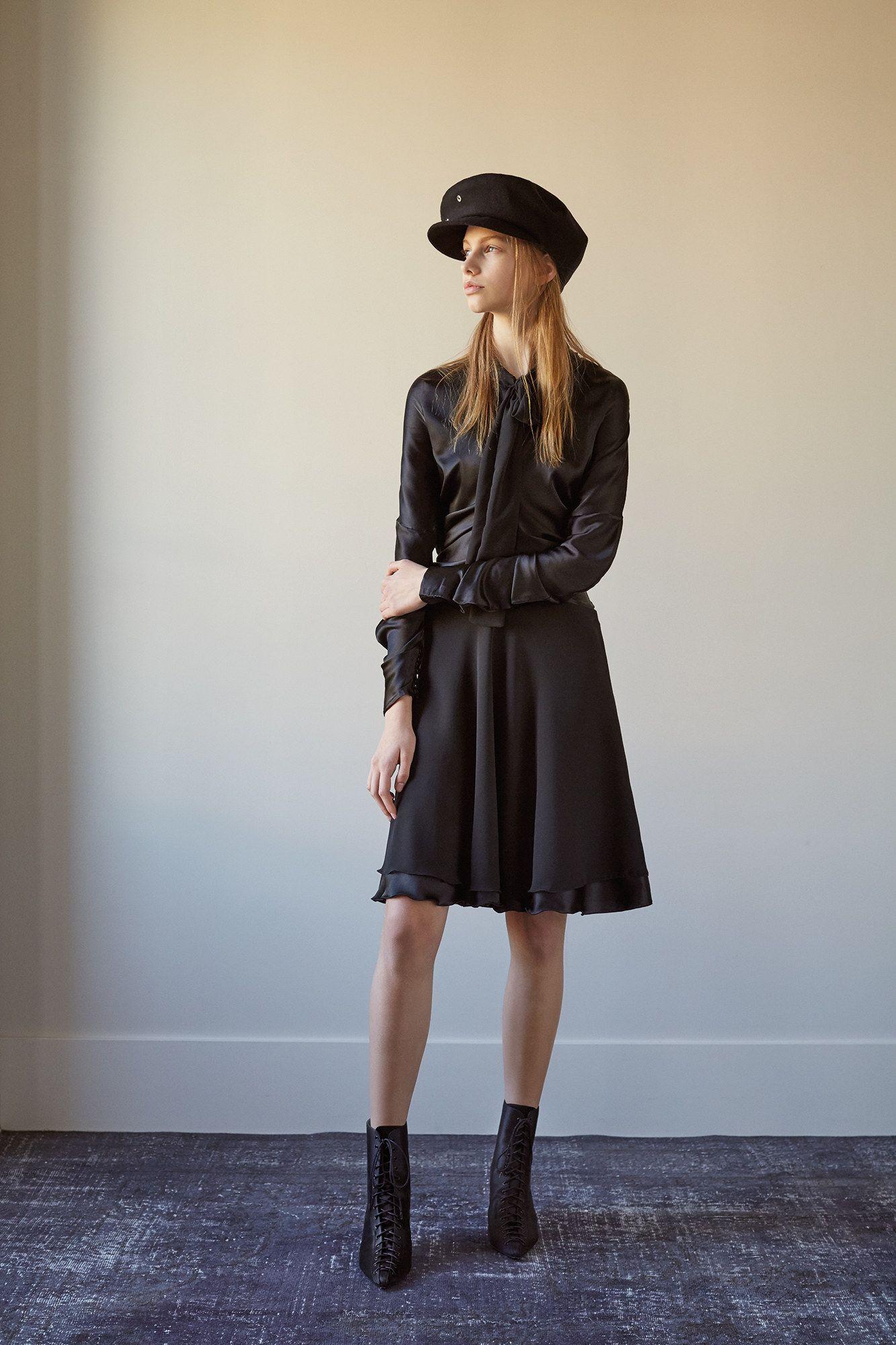 John Galliano Pre-Fall 2016 Fashion Show