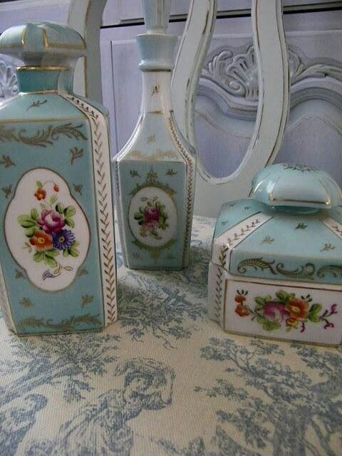 Bottles Paint inspiration 2 in 2018 Pinterest Vintage vanity