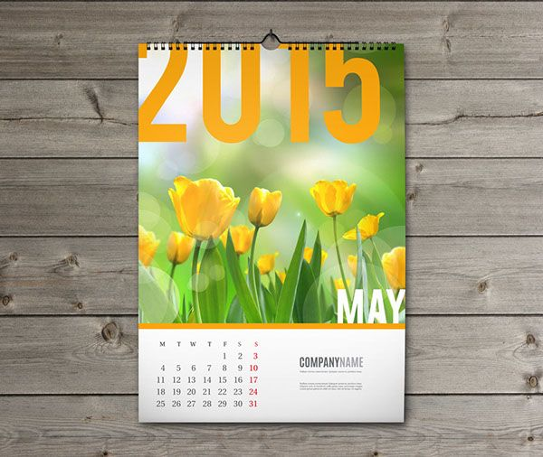 creative wall calendar - Google Search Calendar Designs for the - office calendar templates