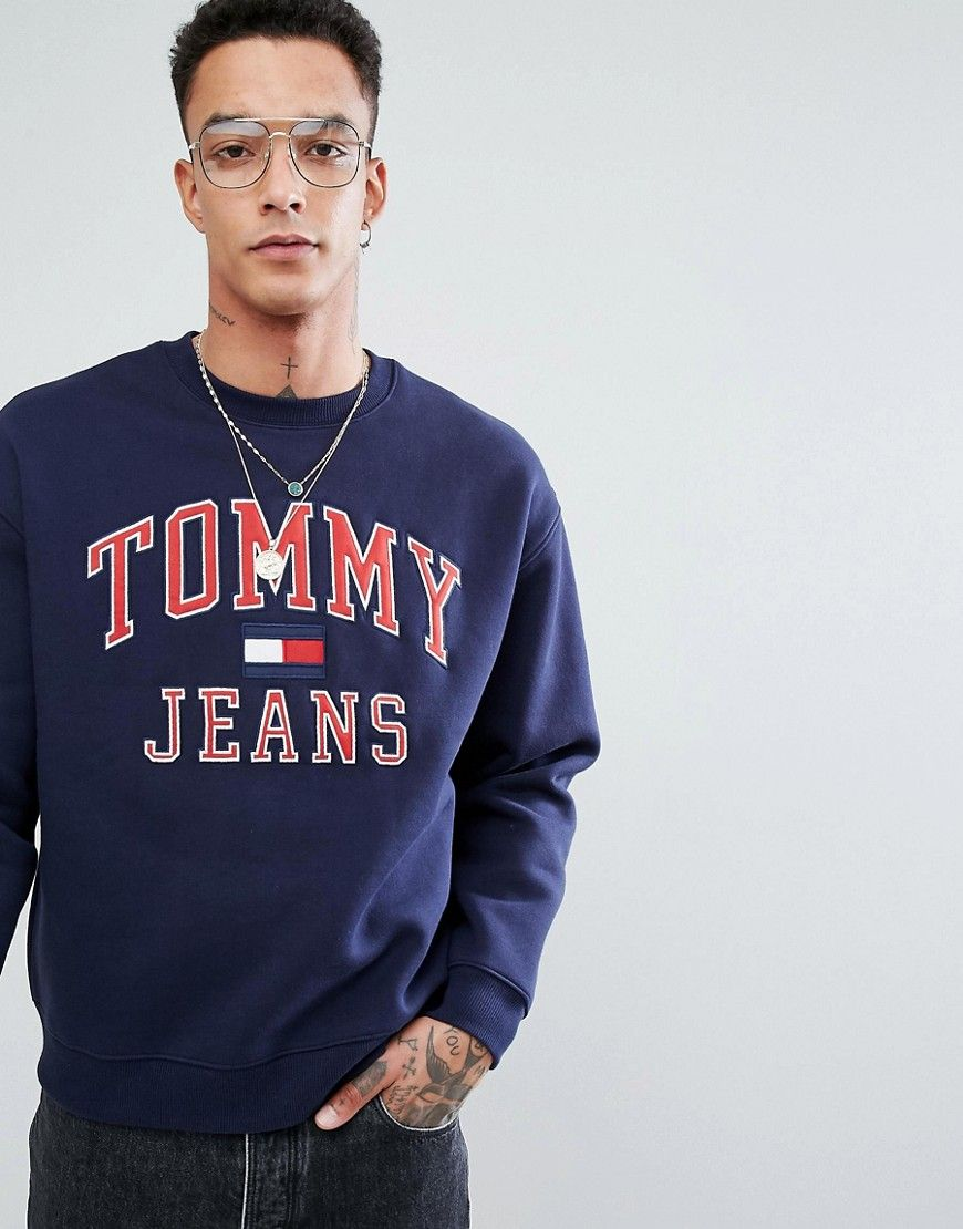 Get This Tommy Jeans S Hooded Sweatshirt Now Click For More Details Worldwide Shipping Tommy Jeans 90 S Capsul Sweatshirts Tommy Jeans Hooded Sweatshirt Men [ 1110 x 870 Pixel ]