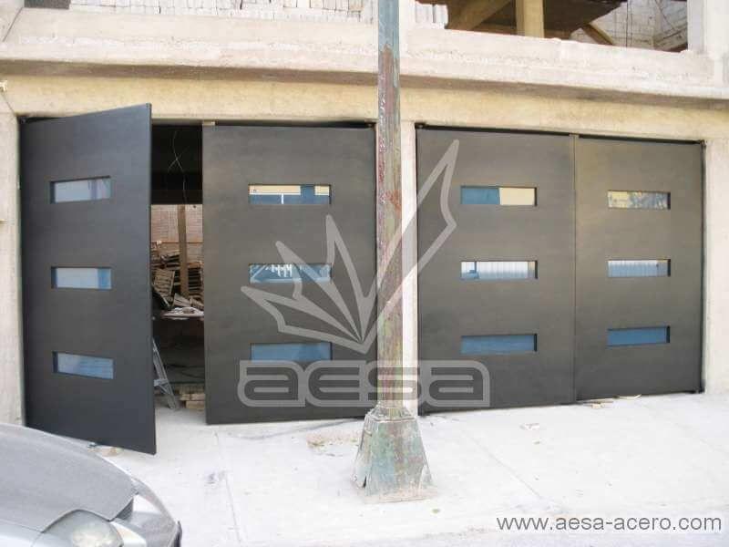Puertas Y Portones De Herrer 237 A Cdmx Zaguanes De Herrer 237 A