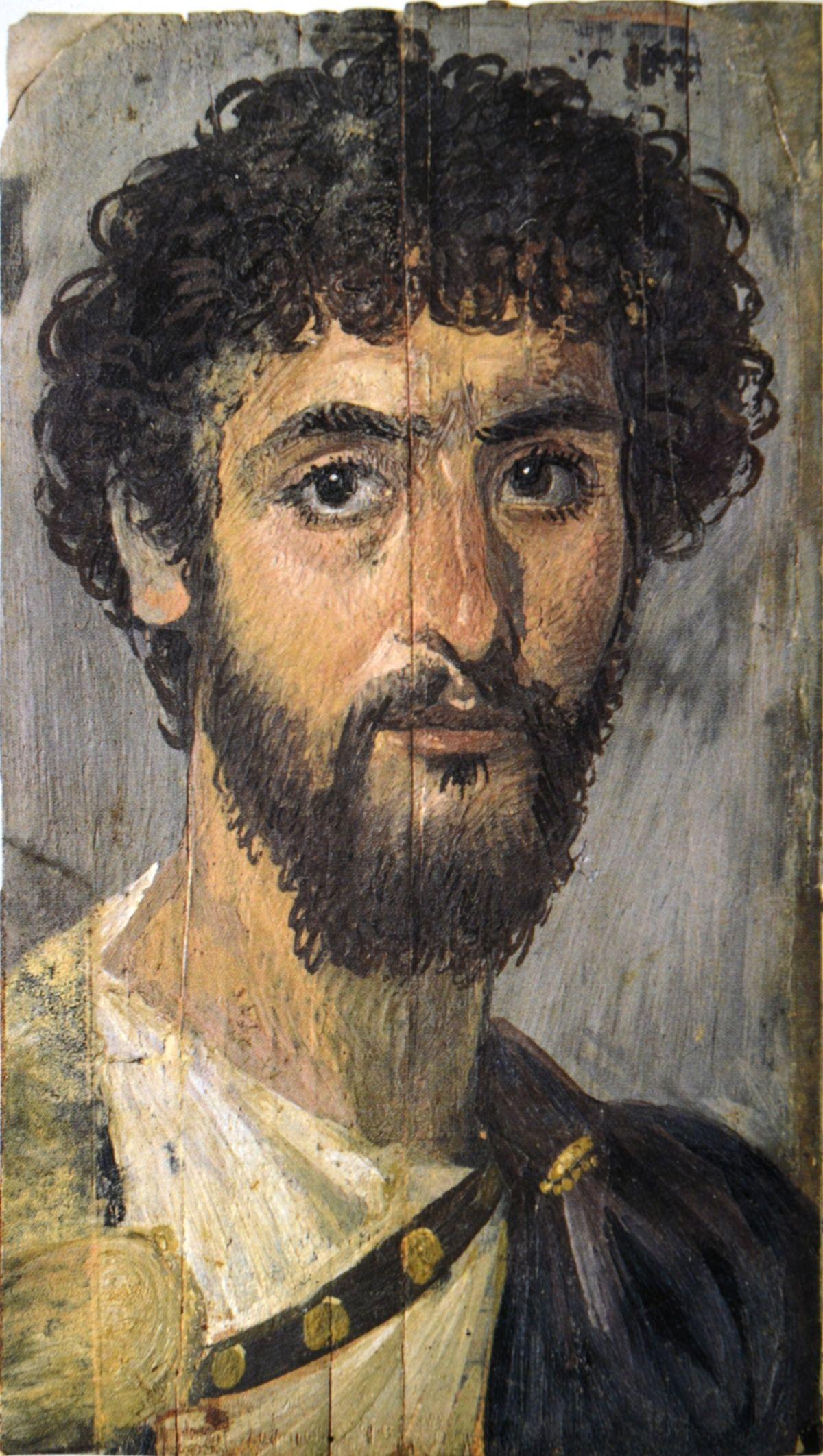 Les portraits du Fayoum : un lointain passé intensément ...