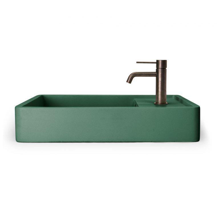 Shelf 03 Basin Overflow Surface Mount Nood Co In 2020 Basin Concrete Sink Sink