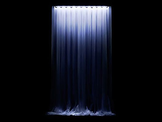 Modern Contemporary Design Curtains Led Curtain Waterfall Lights