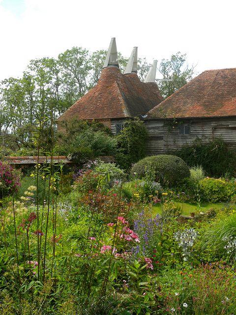 Great Dixter garden, East Sussex, England