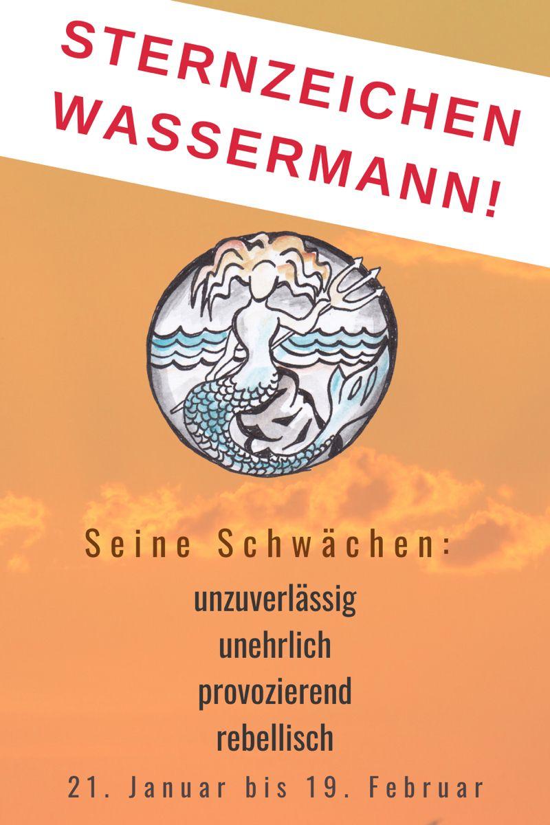 Sternzeichen Wassermann - Drang nach Veränderung in 2020