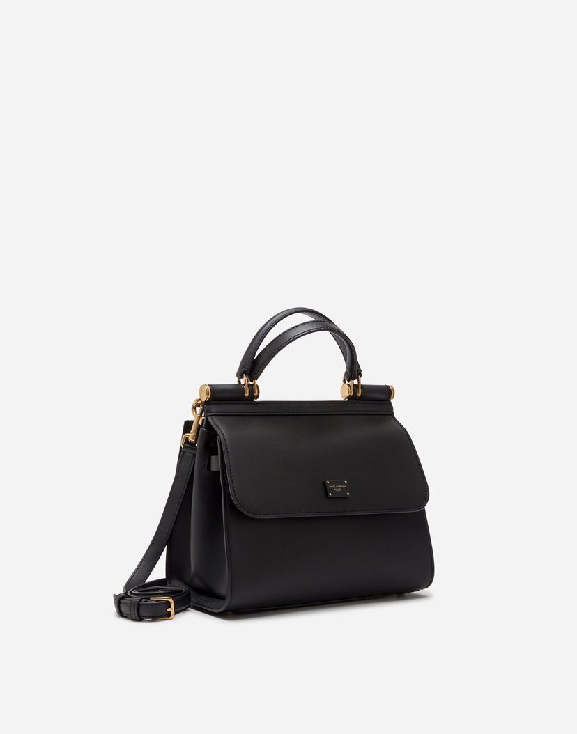 bd0fc82f226 The Sicily 58 and 62 Bags for Women | Dolce&Gabbana - SMALL CALFSKIN SICILY  58 BAG