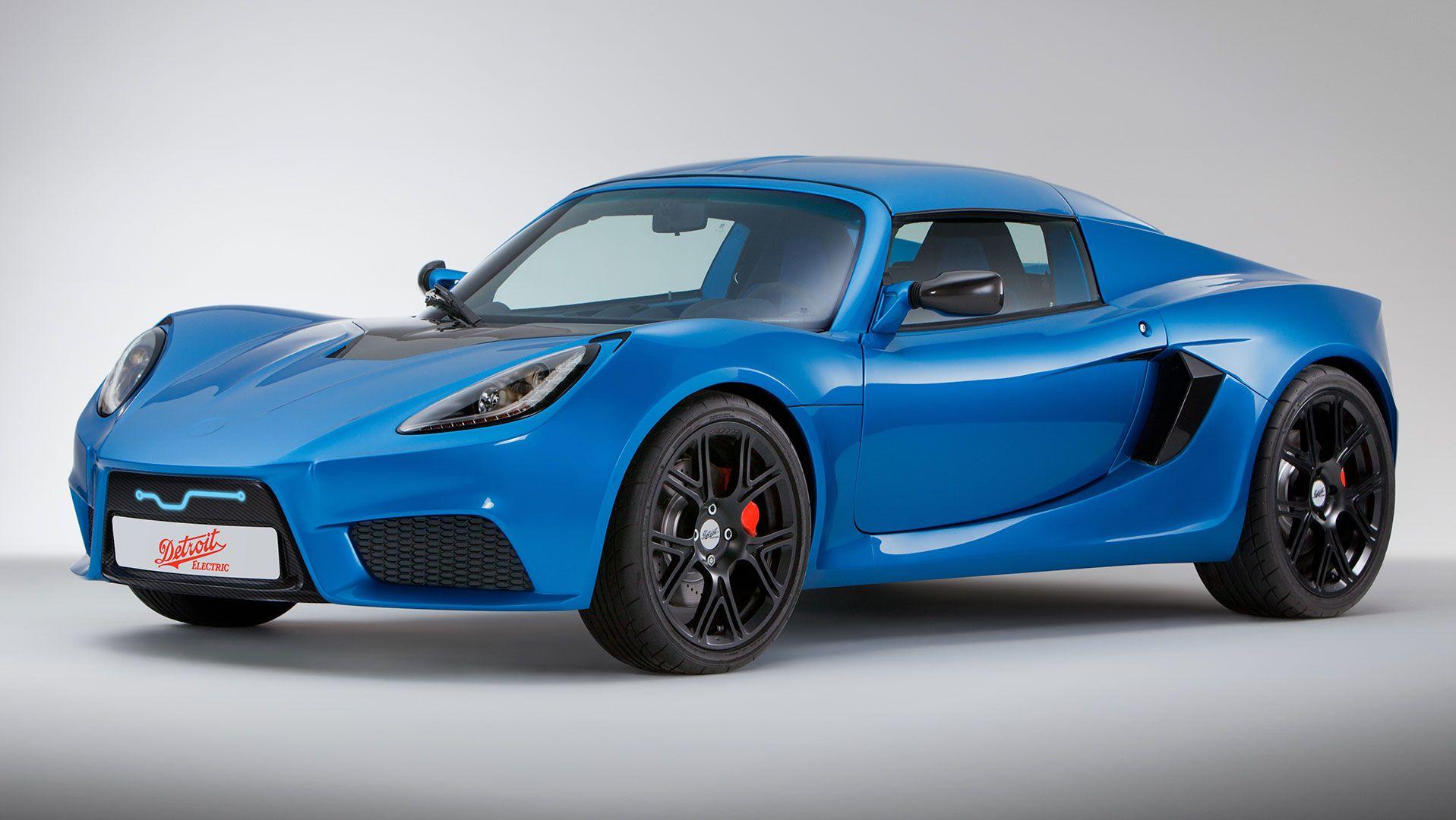 dailytech detroit electric unveils 135k sp 01 electric sports car rh pinterest com Manual Trasmission Manual Trasmission