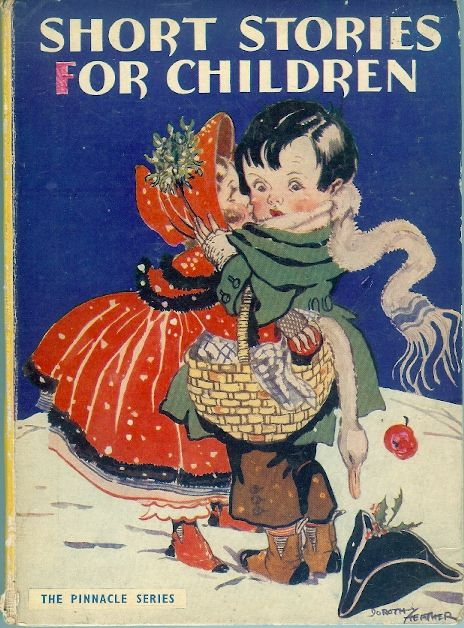 Book Cover Art For Kids : Short stories for children nelson undated cover by