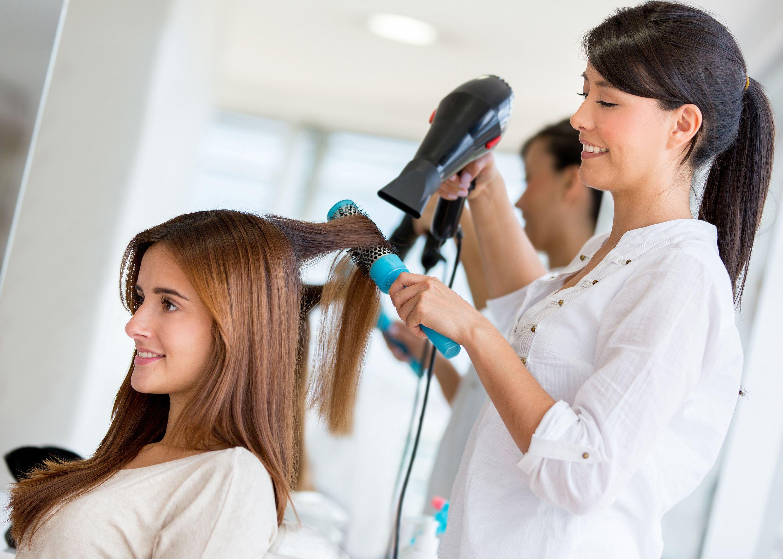 Fun Nails For A Hair Stylist From Thenailartistfr Hair Professional Hair Tools Hair Beauty