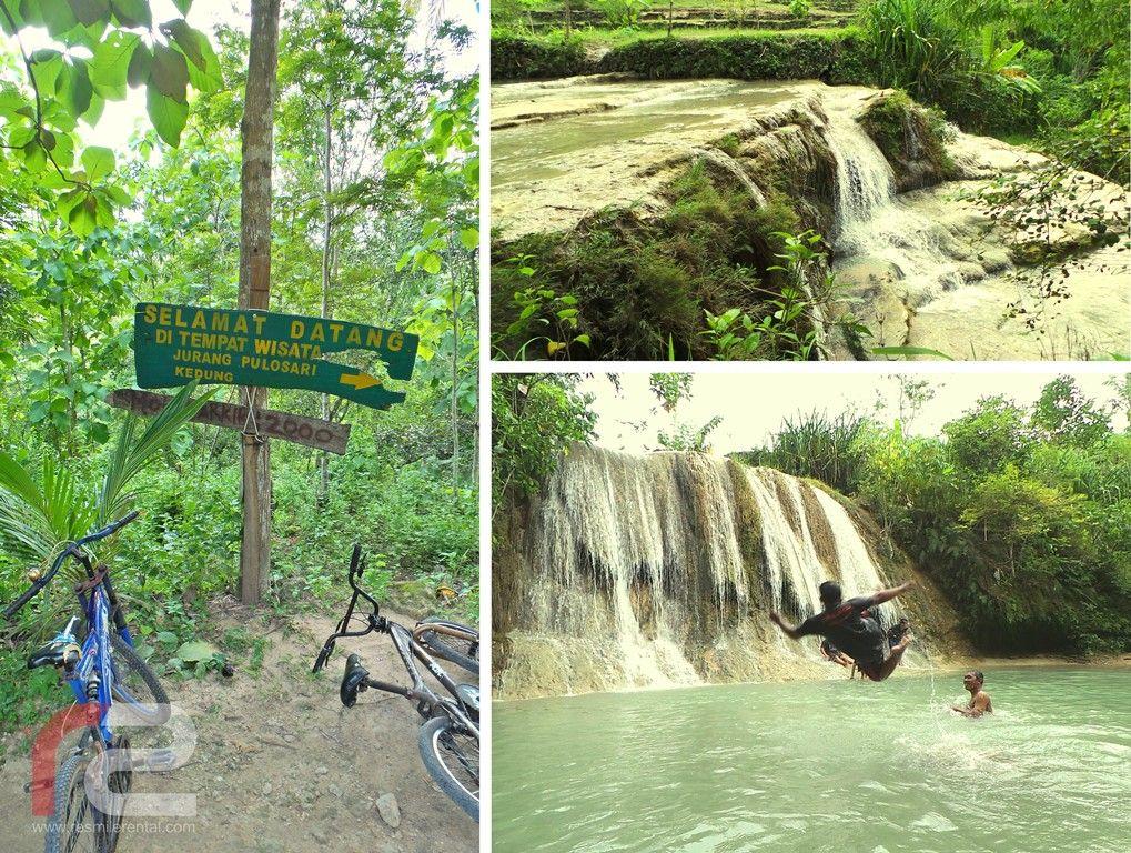 Curug Pulosari Lokasi Desa Krebet Kecamatan Pajangan