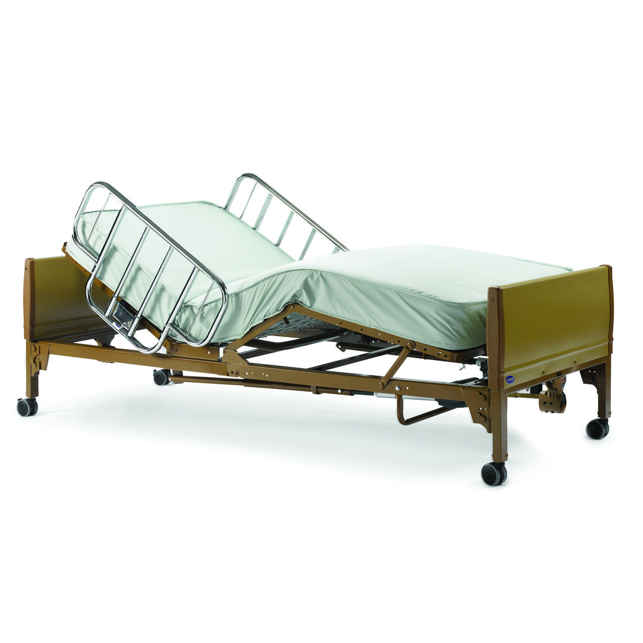 Invacare Full Electric Bed Hospital bed, Bed, Used