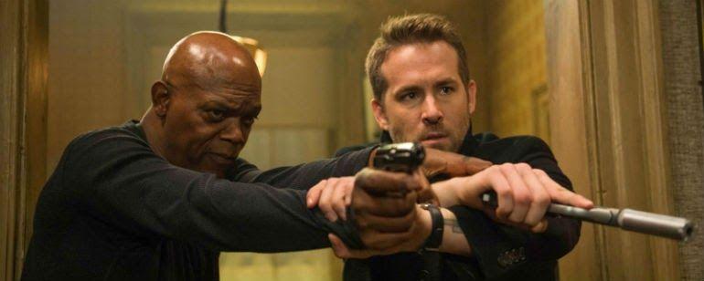 El Otro Guardaespaldas Ryan Reynolds Quiere La Muerte De Samuel L Jackson En El Primer Trailer En Espanol The Bodyguard Movie Ryan Reynolds Bodyguard