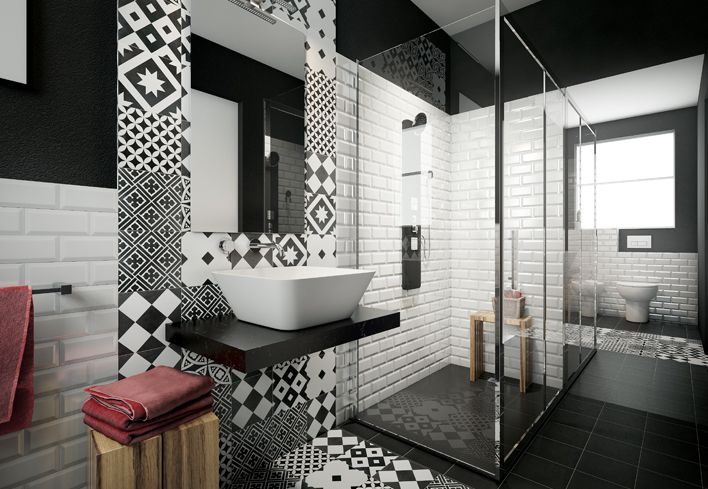 Progetto per un bagno piccolo fai da te home small bathroom bathroom et bathtub - Progetto bagno piccolo idee ...