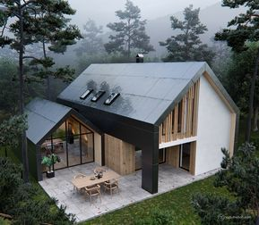 Pavilion House Full CGI