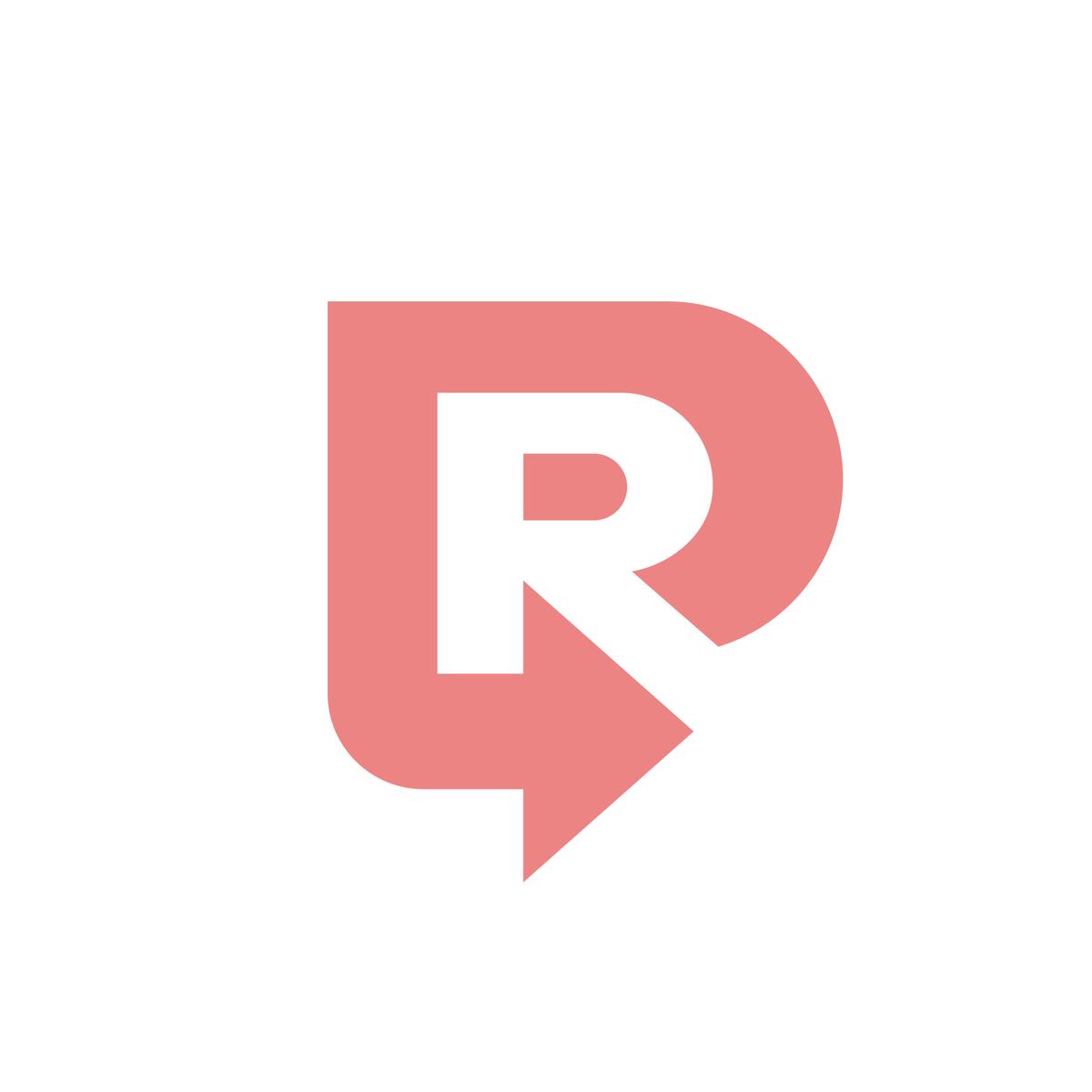 Returnlogic Logo United States Letter Logo Letter R Logos