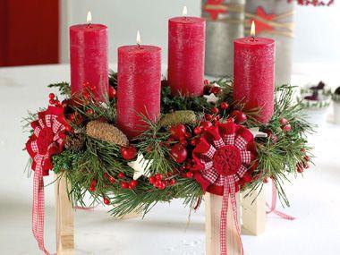 praxis bloom 39 s deko ideen mit blumen und pflanzen x mas weihnachten advent und. Black Bedroom Furniture Sets. Home Design Ideas