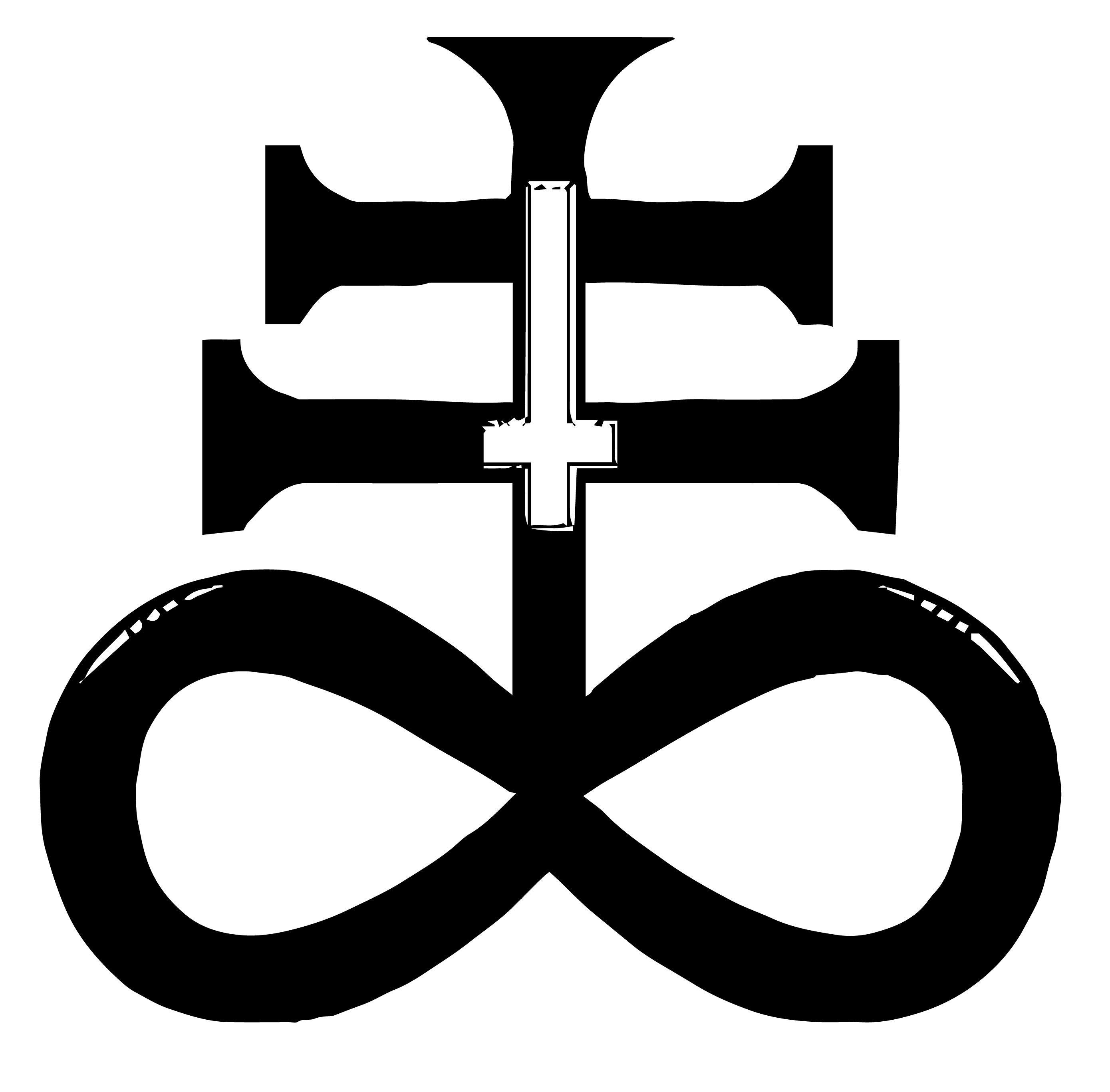 Satans cross symbols and meanings pinterest cross symbol read all about the leviathan cross also known as satans crosssatanic cross its meaning as the antichrist symbol how it changed throughout history biocorpaavc