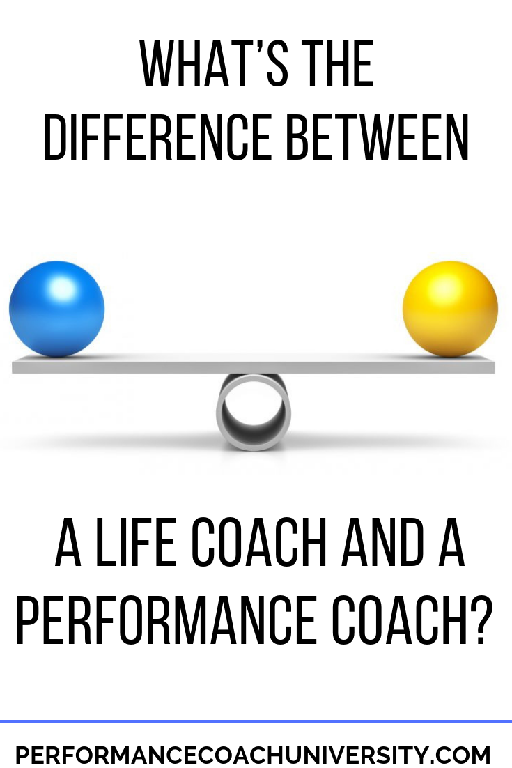 """604afeefd1 """"What s the difference between life coaching and performance coaching """" is  the question we get most often. Though there is much overlap"""